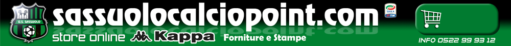 Sassuolo Calcio Point - Official Store